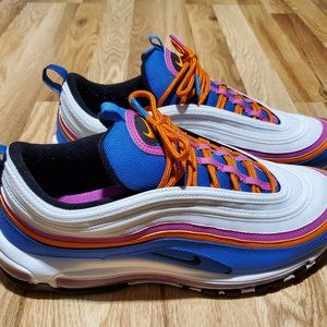 Nike Air Max 97 Multicolor CW6992-100 SIZE 12